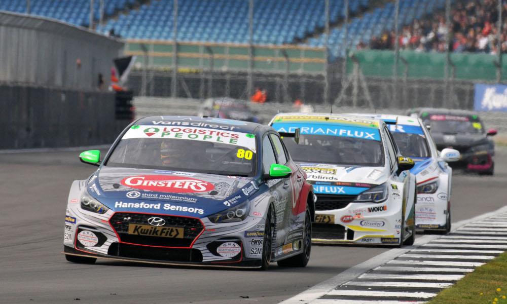 Tom Ingram, Excelr8 Motorsport, Hyundai i30 Fastback N