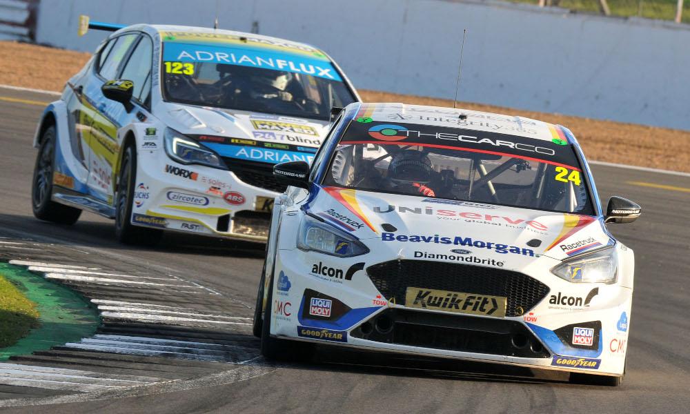 Jake Hill, MB Motorsport, Ford Focus ST