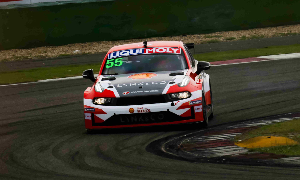 Ma Qing Hua, Teamwork Motorsport, Lynk & Co 03 TCR