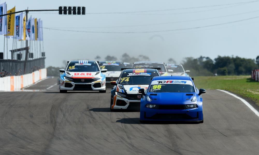 Santiago Urrutia, PMO Motorsport, Lynk & Co 03 TCR
