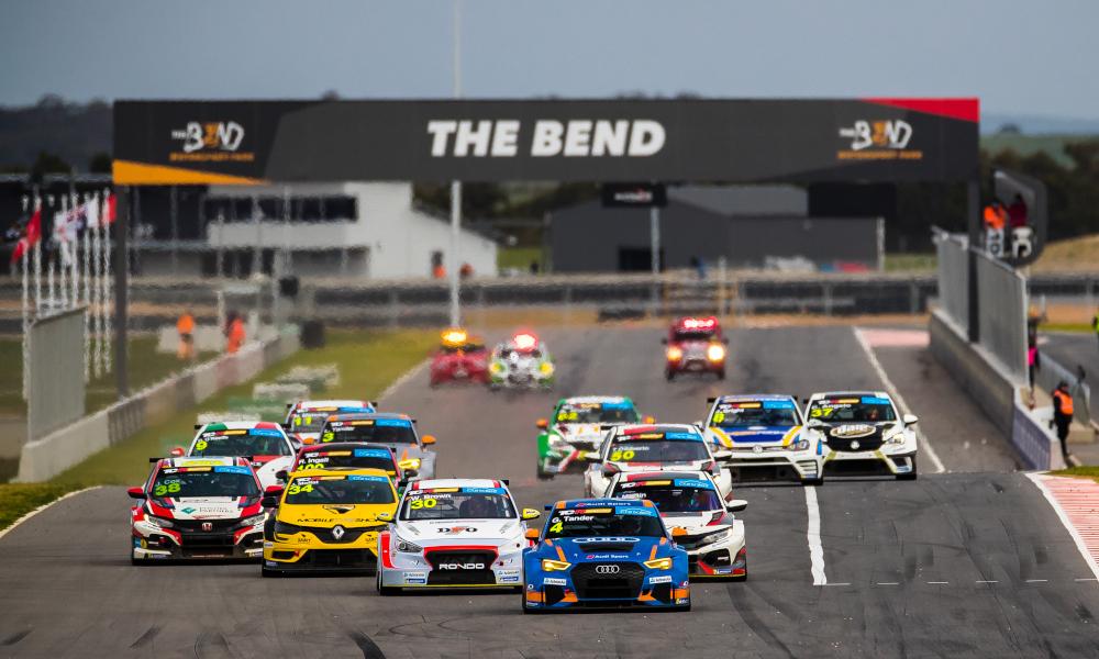 Garth Tander, Melbourne Performance Centre, Audi RS3 LMS TCR