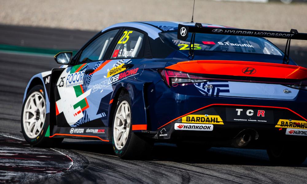 Sami Taoufik, Sébastien Loeb Racing, Hyundai Elantra N TCR