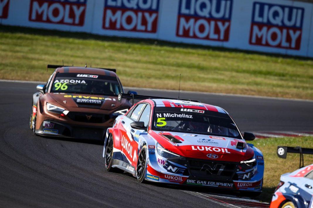 Norbert Michelisz, Hyundai Elantra N TCR